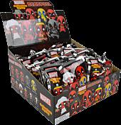 Deadpool - Series 1 3D Figural Keychain Blind Bag Display (24 Units)