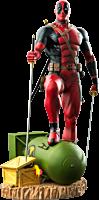 Deadpool - Deadpool on Atom Bomb 1/6th Scale Statue Main Image