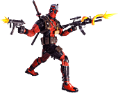 Deadpool Ultimate 1/4 Scale Action Figure