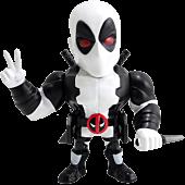 """Deadpool - White X-Force Deadpool 4"""" Metals Die-Cast Action Figure Main Image"""