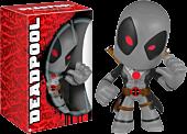 Deadpool - Black & Grey Super Deluxe Vinyl Figure