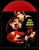 My Dear Killer - Original Motion Picture Soundtrack by Maestro Ennio Morricone LP Vinyl Record (Red with White Colour-In-Colour Coloured Vinyl)