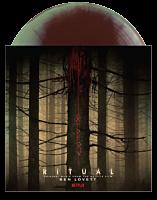 The Ritual (2017) - Original Motion Picture Soundtrack by Ben Lovett LP Vinyl Record (Green & Brown Swirl Coloured Vinyl)