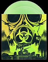 Nightmare City (Incubo Sulla Città Contaminata) Original Soundtrack by Stelvio Cipriani 2xLP Vinyl Record (Contamination Green Coloured Vinyl)