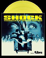 Shock (1997) - Original Motion Picture Soundtrack by Libra 2xLP Vinyl Record (Translucent Yellow Coloured Vinyl)