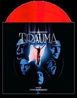 Trauma (1993) - Original Motion Picture Soundtrack by Pino Donaggio 2xLP Vinyl Record (Red Coloured Vinyl)