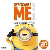 Despicable Me - 2015 Wall Calendar