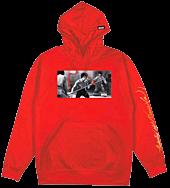 Bruce Lee - DGK x Bruce Lee Power Red Sweatshirt Hoodie