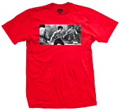 Bruce Lee - DGK x Bruce Lee Power Red T-Shirt