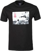 Bruce Lee - DGK x Bruce Lee Paradise Black T-Shirt