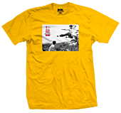 Bruce Lee - DGK x Bruce Lee Paradise Gold T-Shirt
