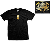 Bruce Lee - DGK x Bruce Lee Anniversary Black T-Shirt