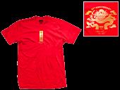 Bruce Lee - DGK x Bruce Lee Anniversary Red T-Shirt