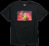 Bruce Lee - DGK x Bruce Lee Technique Black T-Shirt