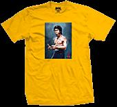 Bruce Lee - DGK x Bruce Lee Focused Gold T-Shirt
