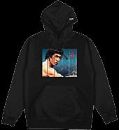 Bruce Lee - DGK x Bruce Lee Mirrors Black Sweatshirt Hoodie