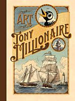 The Art of Tony Millionaire - HC (Hardcover Book)
