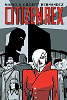 Citizen Rex - HC (Hardcover Book)