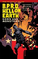 B.P.R.D. - Hell on Earth Volume 02 Gods and Monsters TPB (Trade Paperback)