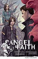 Angel & Faith - Volume 03 Family Reunion TPB (Trade Paperback)
