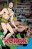 Korak, Son of Tarzan - Archives Volume 01 HC (Hardcover Book)