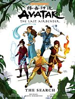 Avatar: The Last Airbender - The Search Library Edition Hardcover Book