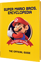 Super Mario Bros. - Super Mario Encyclopedia Hardcover