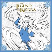 The Legend of Korra - Colouring Book Paperback