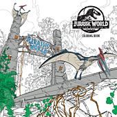 Jurassic World: Fallen Kingdom - Colouring Book Paperback