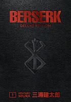 Berserk - Deluxe Edition Volume 01 Manga Hardcover Book