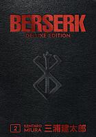 Berserk - Deluxe Edition Volume 02 Manga Hardcover Book