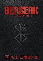 Berserk - Deluxe Edition Volume 03 Manga Hardcover Book
