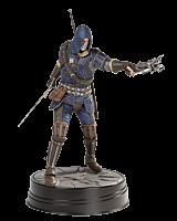 """The Witcher 3: Wild Hunt - Geralt in Grandmaster Feline Armor 10"""" Figure"""