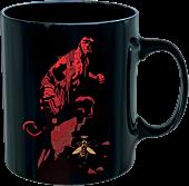 Hellboy - 25th Anniversary Ceramic Mug