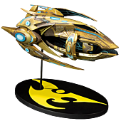 "StarCraft - Protoss Carrier Ship 7"" Replica"