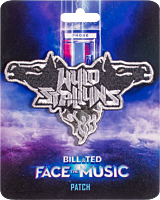 Bill & Ted Face the Music - Wyld Stallyns Patch