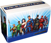 Justice League Team Box - Main Image
