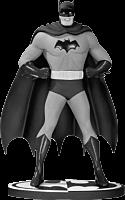 Batman - Black and White Batman Statue by Dick Sprang