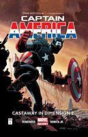 Captain America - Volume 01 Castaway in Dimension Z Book 01 Premiere HC (Hardcover Book)