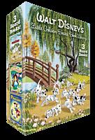 Disney - Walt Disney's Little Golden Board Book Library 3-Pack