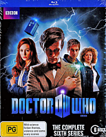 Doctor Who - The Complete Sixth Series Box Set Blu-Ray (6 Discs)