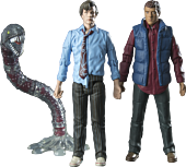 Doctor Who - The 11th Doctor Series Five Action Figure Set of 3 (Raggedy Doctor, Rory Williams & Prisoner Zero)