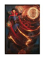 Doctor Strange Premium Art Print by Allen Williams