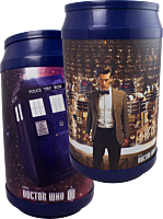 Doctor Who - Tardis and Dalek Talking Bin