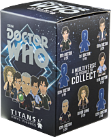 Doctor Who - Regeneration Collection Titan Vinyl Mini Figures Sinlge Blind Box