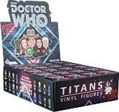 Doctor Who - The Good Man Collection Titan Vinyl Mini Figure Blind Box (Display of 20) Main Image