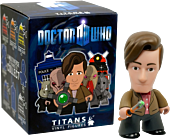 "Doctor Who - Series 1 3"" Titan Mini Figures Single Blind Box"