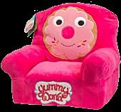 "Yummy World - Plush 18"" Donut Chair"