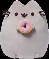 """Pusheen - Pusheen with Donut 10"""" Plush"""