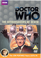 Doctor Who - Ambassadors of Death DVD